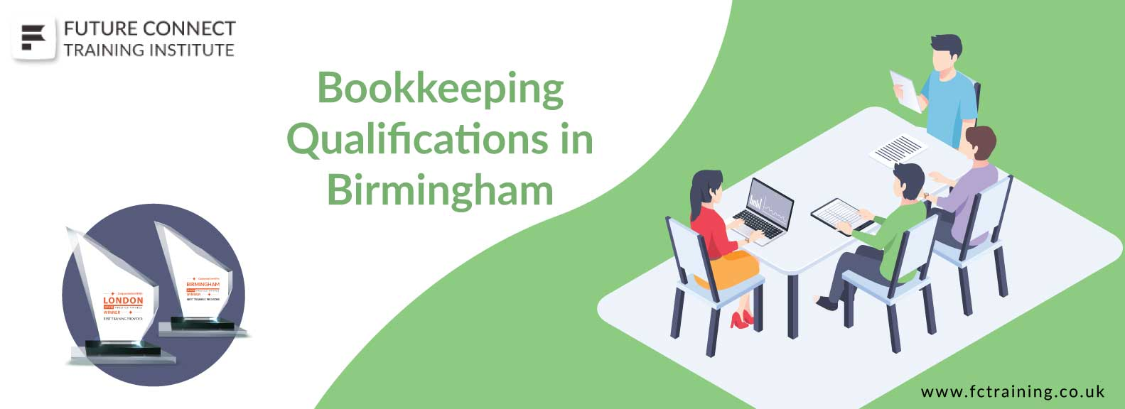 Bookkeeping Qualifications in Birmingham