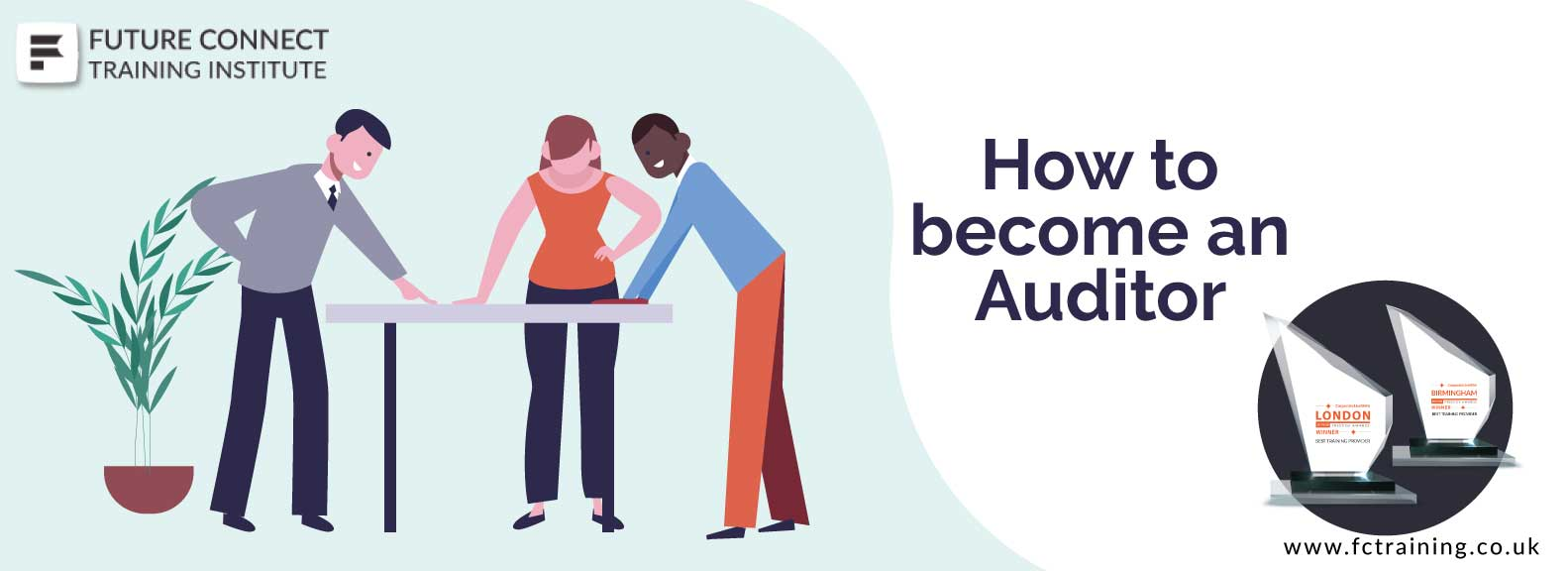 How to become an auditor